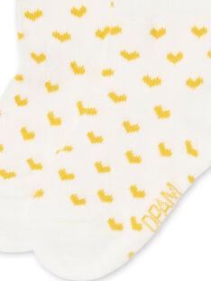 Layette-Socken für Mädchen LYIJOSOQ2 / 21SI0935SOQ001