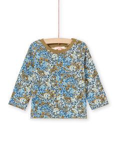 Baby Boy Reversible Langarm T-Shirt MUKATEE2 / 21WG10I3TML604