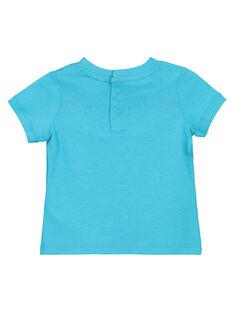 Kurzärmeliges T-Shirt für Babys Jungen FUJOTI7 / 19SG10G2TMC209