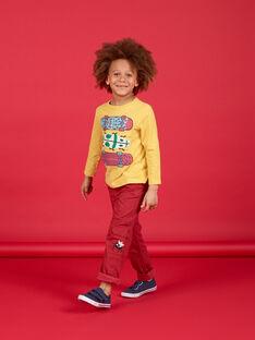 Langarm-T-Shirt - Kind Junge LOROUTEE2 / 21S902K3TML102