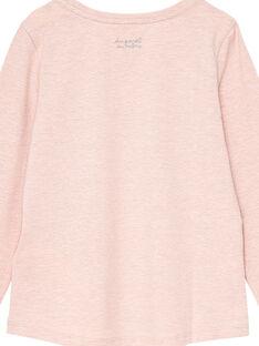 Langärmeliges T-Shirt in Rosa JAESTEE4 / 20S90162D32D328