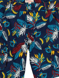 Schicke Bermuda-Shorts mit Taschen für Jungen FOTUBER5 / 19S902F5BER070