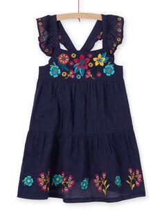 Blue DRESS LAMUMROB4 / 21S901Z2ROBC211