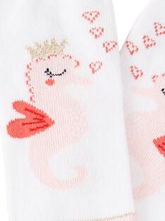 Weiße Socken JYICEACHO / 20SI09N1SOQ000