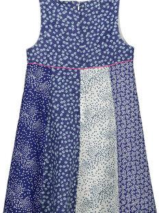 Ärmelloses Kostüm für Mädchen FANEROB3 / 19S901B4ROB099