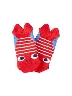 Blaue Socken JYUCEACHO2 / 20SI10N2SOQ201