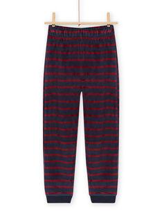 Monster-Pyjama-Set für Jungen mit leuchtenden Details im Dunkeln MEGOPYJMON / 21WH129APYJ719