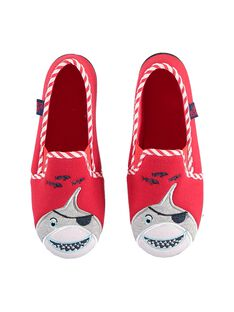 Red Slippers JGSGSHARK / 20SK36Y2D0B050