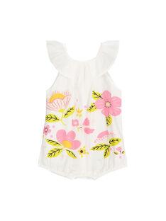 Baby-Strampelanzug für Mädchen FIPOBAR / 19SG09C1BAR000
