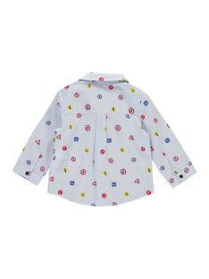 Babyhemd für Jungen FUCOCHEM / 19SG1081CHM099