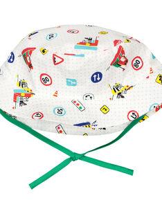 Bedruckter Bucket-Hut für Babys Jungen FYUCOBOB / 19SI1081CHA099