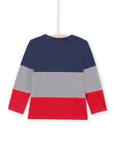 Baby Boy's Navy & Red T-Shirt MOJOTIDEC1 / 21W90229TML705