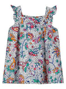 Baby-Kostüm für Mädchen FITOROB4 / 19SG09L4ROB000