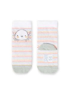 Weiße Socken Geburt Junge LOU2CHO2 / 21SF41I2SOQ000