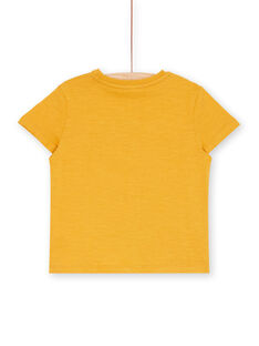 T-shirt kurze Ärmel Kind Junge LOTERTI6 / 21S902V6TMCB114