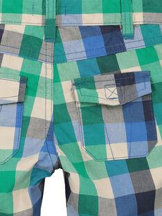 Schicke Bermuda-Shorts mit Taschen für Jungen FOCABER4 / 19S902D4BER205