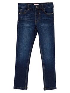 Raw-Denim-Jeans für Jungen, Slim Fit JOESJESLI1 / 20S90265D29P271