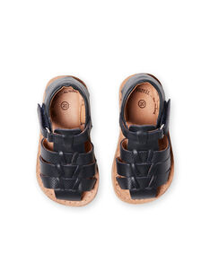 Baby Junge Marine Sandalen LBGSANDENZO / 21KK3859D0E070
