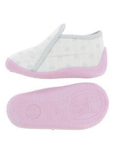 Baby girls' boot slippers DBFBOTFLOC / 18WK37W5D0A001