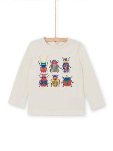 Langärmeliges T-Shirt - Enfant Garçon LOROUTEE3 / 21S902K1TML002