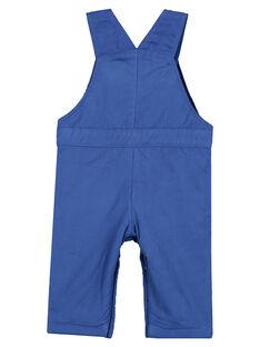 Blaue Latzhose GUTRISAL / 19WG10J1SALC221