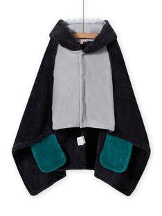 Kind Junge Koala Nachthemd aus weicher Boa MEGOCAPKOA / 21WH1291CPEJ903