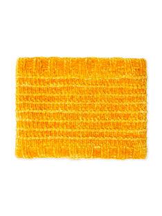 Yellow SNOOD KYAGOSNOO / 20WI01L1SNO107