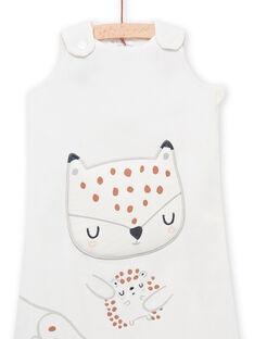 Gemischter Babyschlafsack mit Fuchs- und Igelmotiv MOU1GIG / 21WF4241TUR001