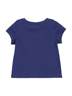 Kurzärmeliges T-Shirt für Mädchen FIJOTI4 / 19SG0934TMC703
