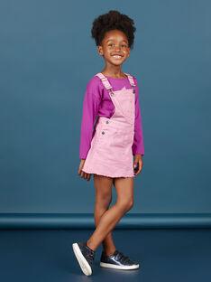 Baby Mädchen Parma Denim Kleid mit Tupfen MAPAROB3 / 21W901H3ROBH709