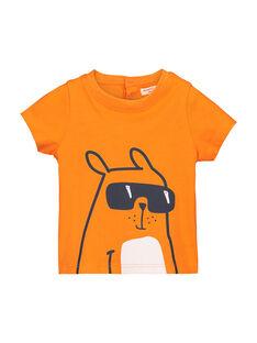 Schickes Baby-T-Shirt für Jungen FUJOTI3 / 19SG1033TMC405