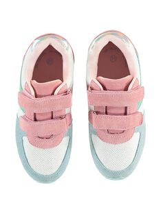 Mehrfarbige Sneakers JFBASPASTL / 20SK35Y1D3F099