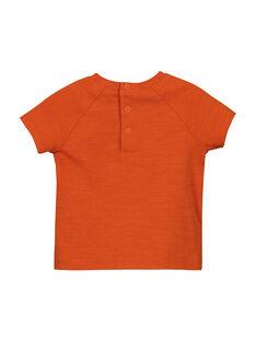 Schickes Baby-T-Shirt für Jungen FUBATI / 19SG1061TMC409