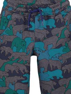 Bedruckter Jogging-Anzug mit Fleece GOTUPAN2 / 19W902Q2PANJ921