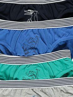 Pack of boys' pants CEGOSLISEM / 18SH12T3SLI705