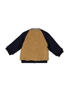 Warme Jacke für Babys Jungen FUGROTED / 19SG10X3VES705