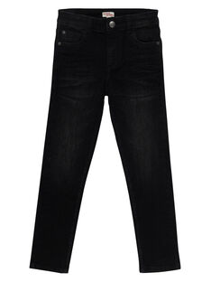 Schwarze Denim-Jeans für Jungen, Slim Fit JOESJESLI2 / 20S90262D29K003
