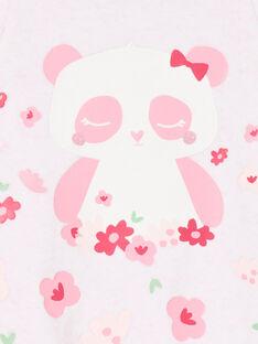 Rosa Panda Feverfighter mit Panda-Muster LEFIGRECHA2 / 21SH1359GRED314