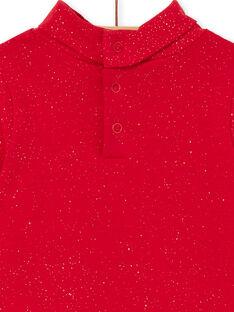 Red ROLL-NECK KIJOSOUP3 / 20WG0945SPLF529