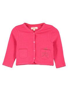 Baby-Weste aus Baumwolle für Mädchen FIYECAR / 19SG09M1CAR304