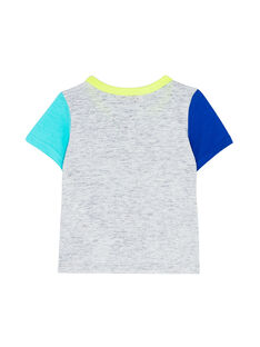 Graues kurzärmeliges T-Shirt JUQUATI2 / 20SG10R2TMCJ906