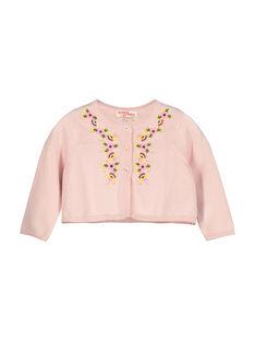Baby-Weste aus Baumwolle für Mädchen FIPOCAR2 / 19SG09C2CAR307