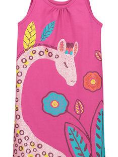 Fantasie-Nachthemd für Mädchen FEFACHUGIR / 19SH11H1CHN712