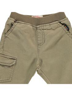 Baby boys' trousers CUJOPAN6B / 18SG10R7PAN633