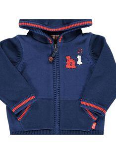 Baby boys' hoodie CUDEGIL / 18SG10F1GIL703