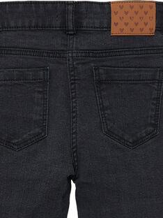 Schwarze Denim-Jeans JAESLIM2 / 20S90163D29K003