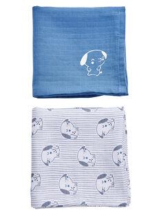 Neugeborenen-Set mit 2 Windeln für Jungen JOU1LAN2 / 20SF41J1LANC214