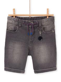 Charcoal Jeans Bermudashorts Kind Junge LOHABER2 / 21S902X1BERK004