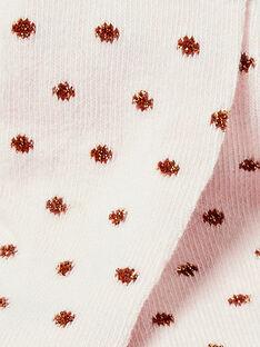 Strumpfhose für Mädchen KYISACOL / 20WI09O1COLD322