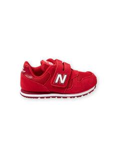 New Balance rote Turnschuhe für Jungen JGYV373SB / 20SK36Y3D37050